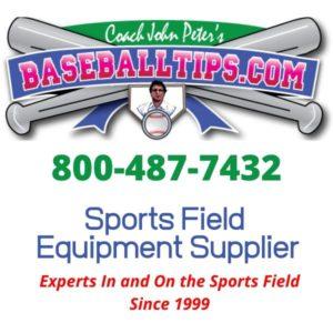 Baseball Tips Sports Field Equipment Supplier